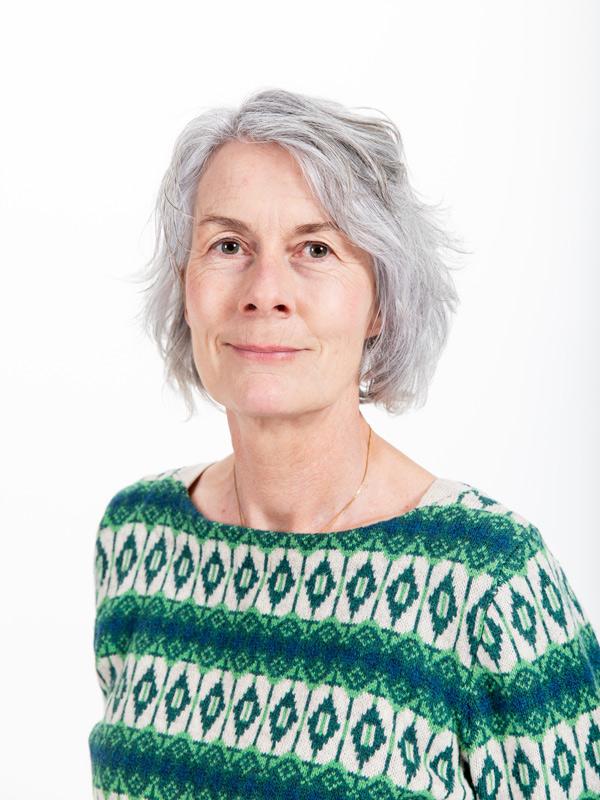 Åsa Ekberg porträtt