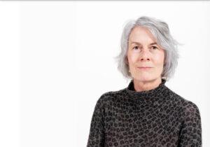 Åsa Ekberg porträtt, Foto: Lukas Lennse